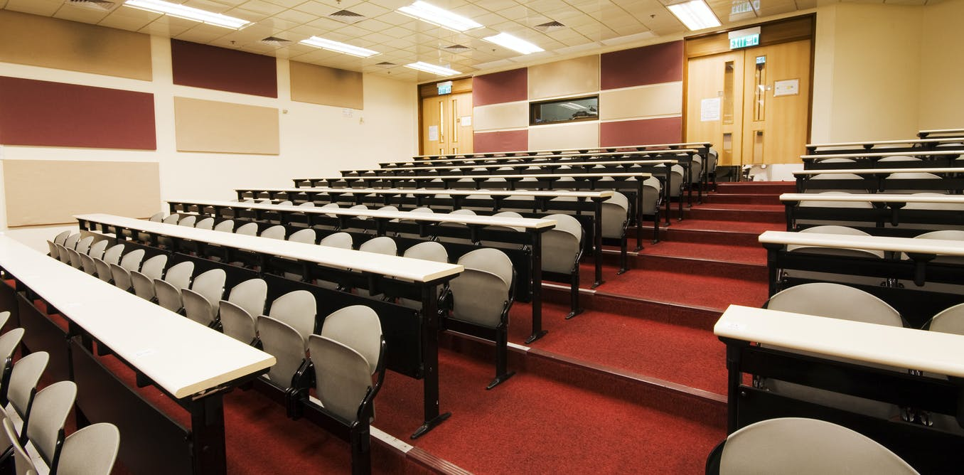 Lecture recordings mean fewer students are turning up – does it matter?