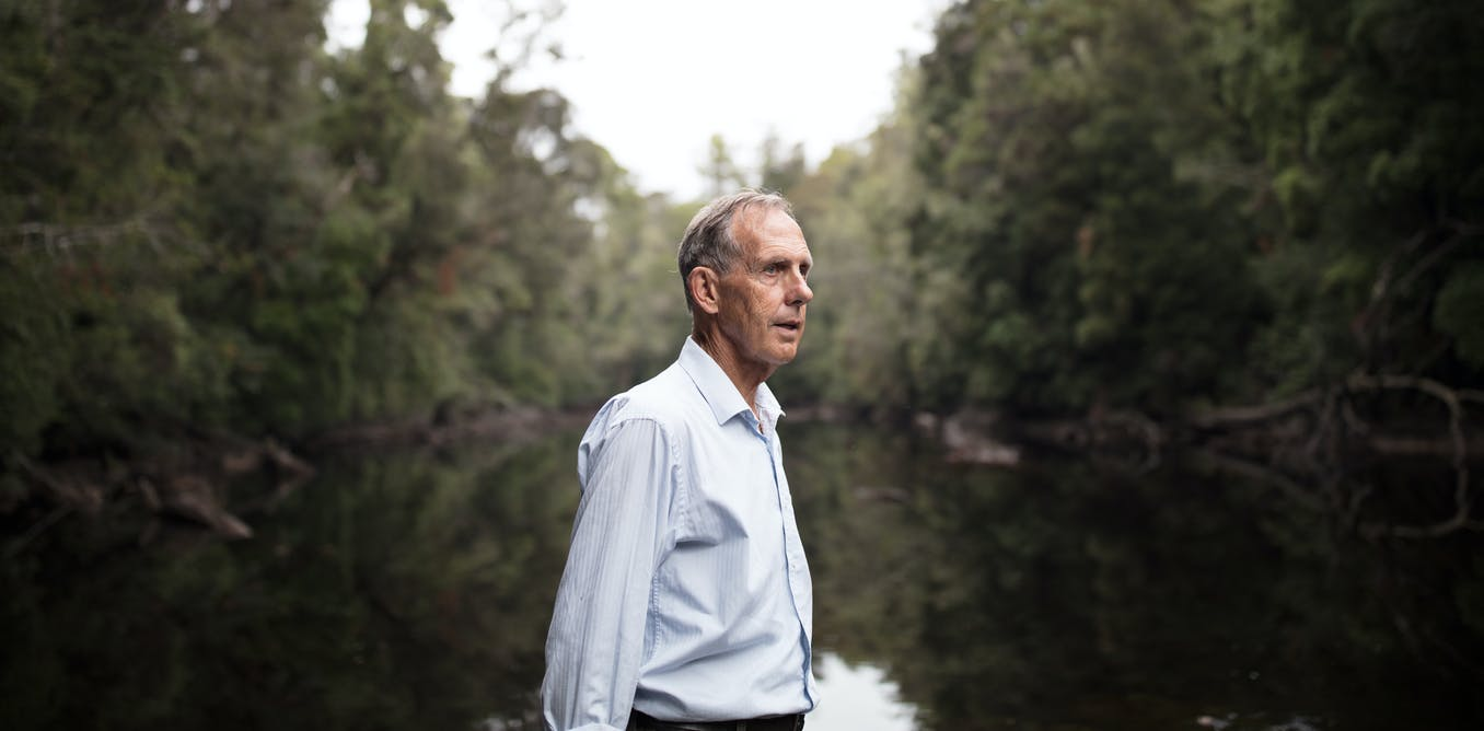 How Bob Brown taught Australians to talk about, and care for, the wilderness