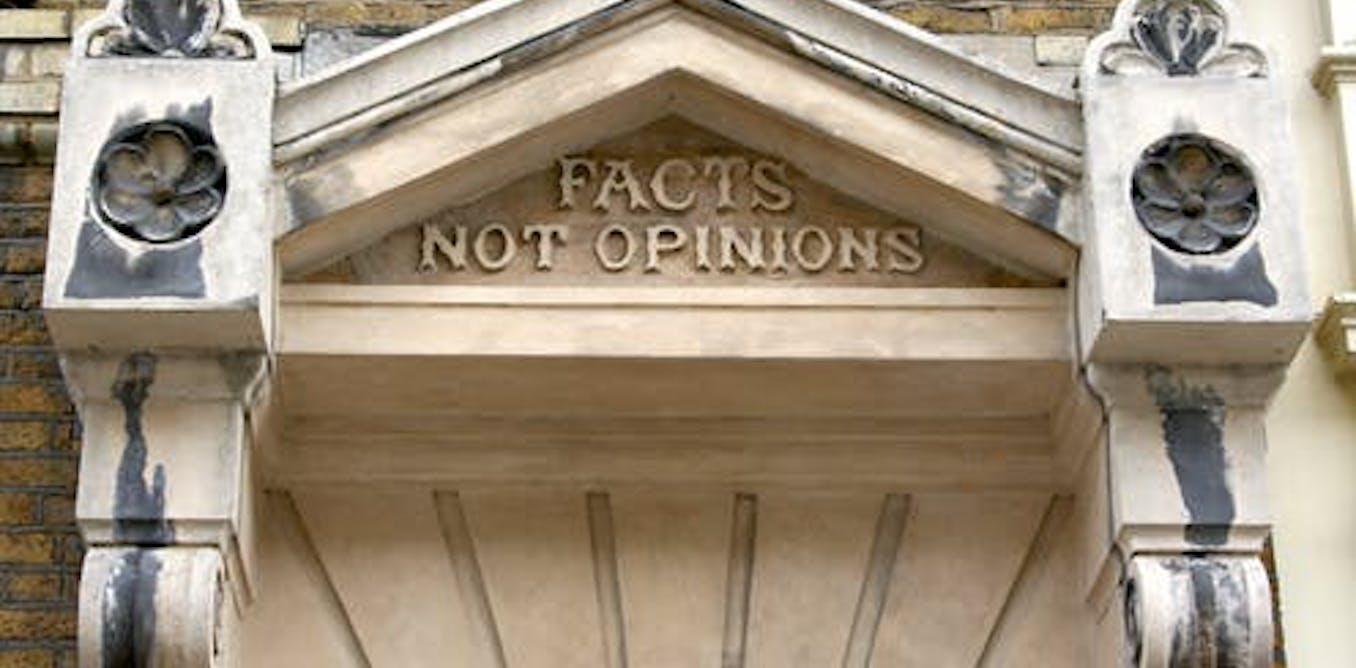Apakah fakta selalu lebih penting ketimbang opini?