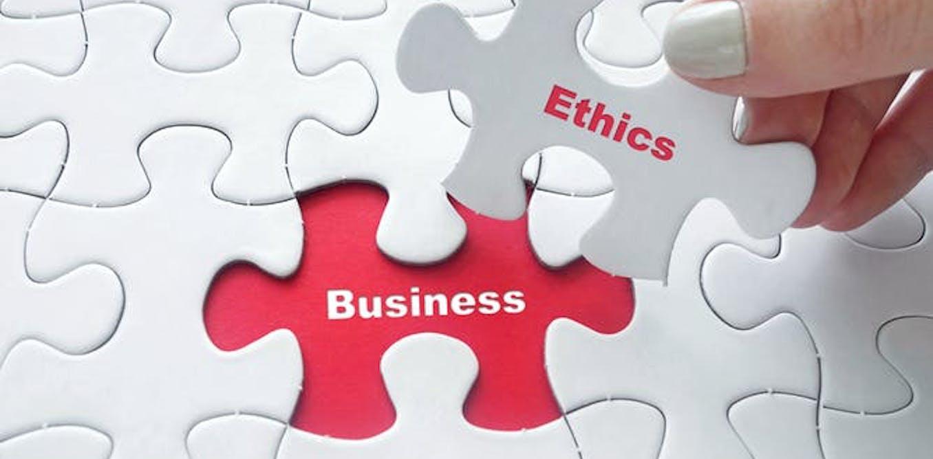 Panduan bagi CEO untuk membuat keputusan bisnis yang beretika