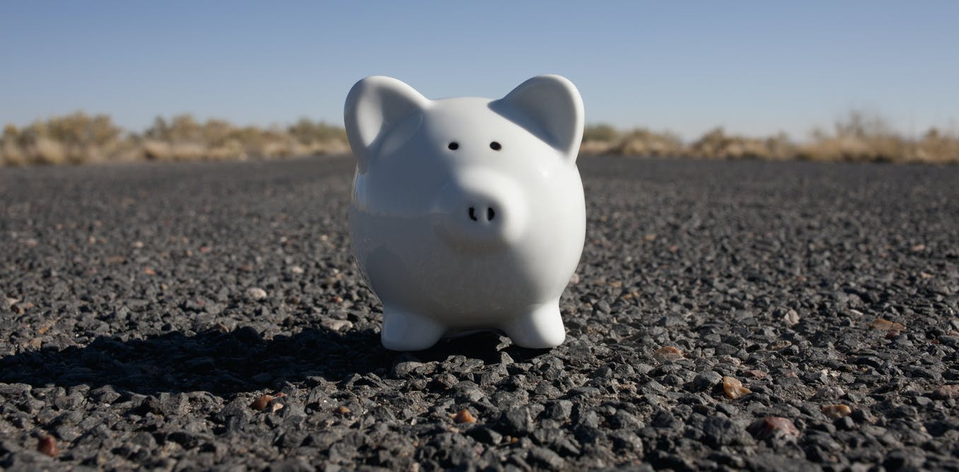 Growing up in a banking desert can hurt your credit for the rest of your life