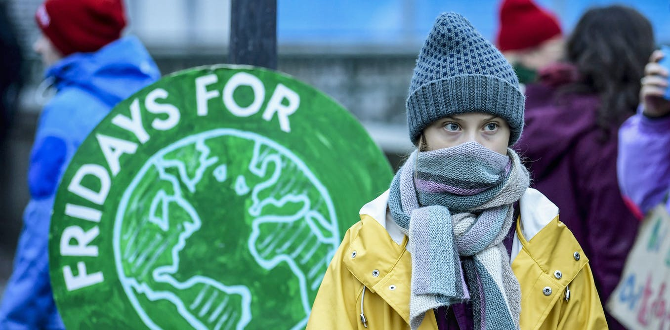 To prepare climate strikers for the future, we need to rewrite the history books