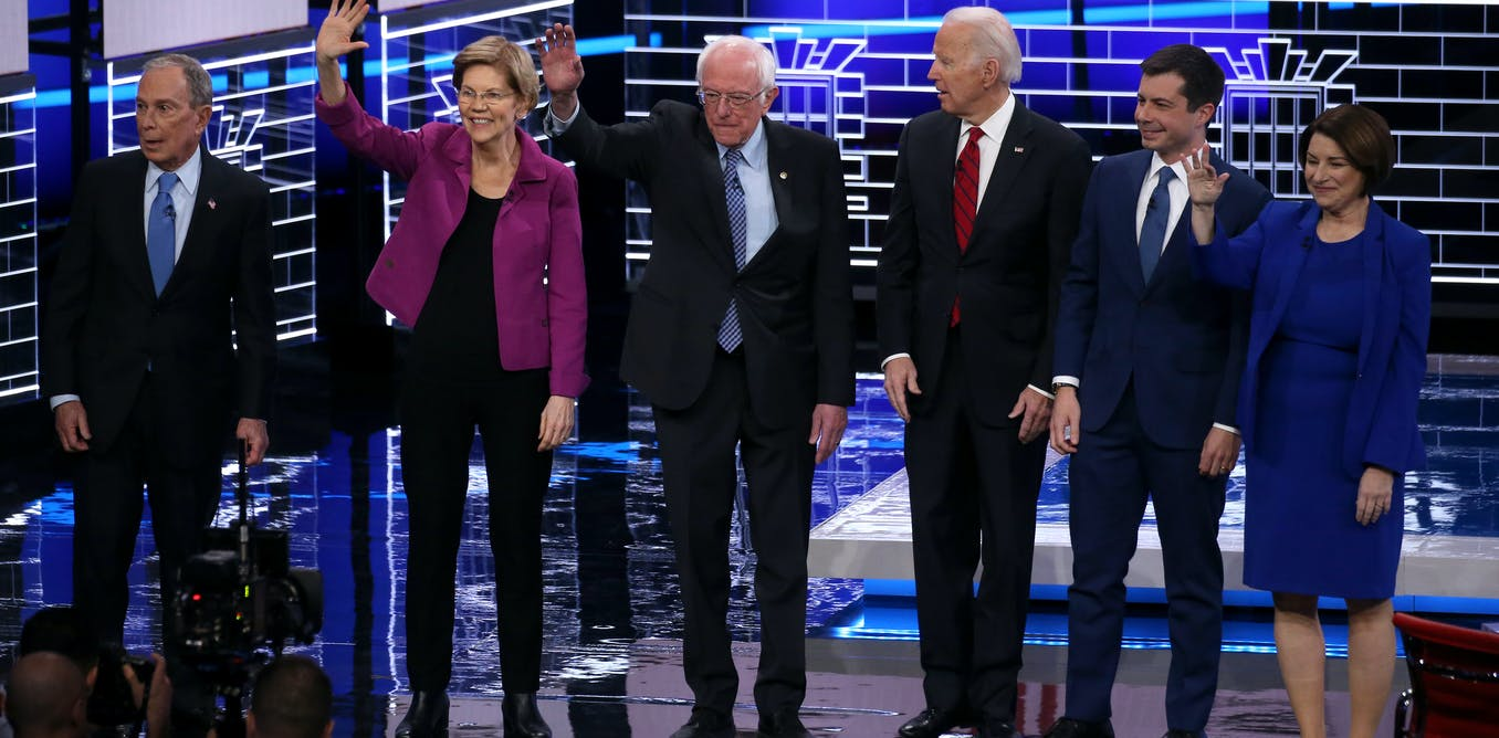 Nevada debate highlights: The dance of women leaders and limited economic opportunity