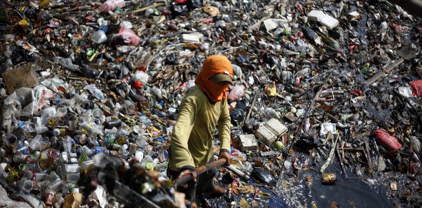 Riset: Ciliwung termasuk sungai terkotor di dunia