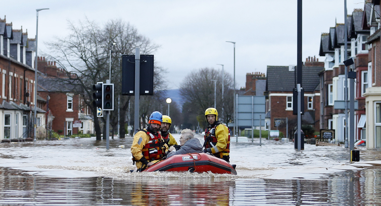 'Natural' flood management would be overwhelmed by Britain's winter super-floods