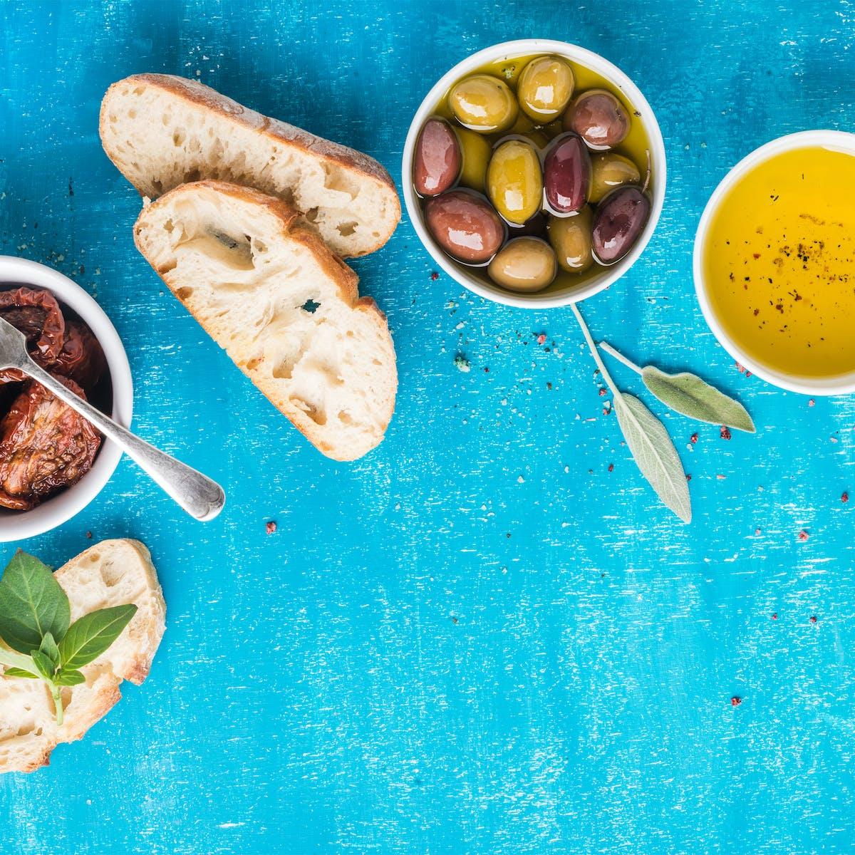 what celebrity supports mediterranean diet