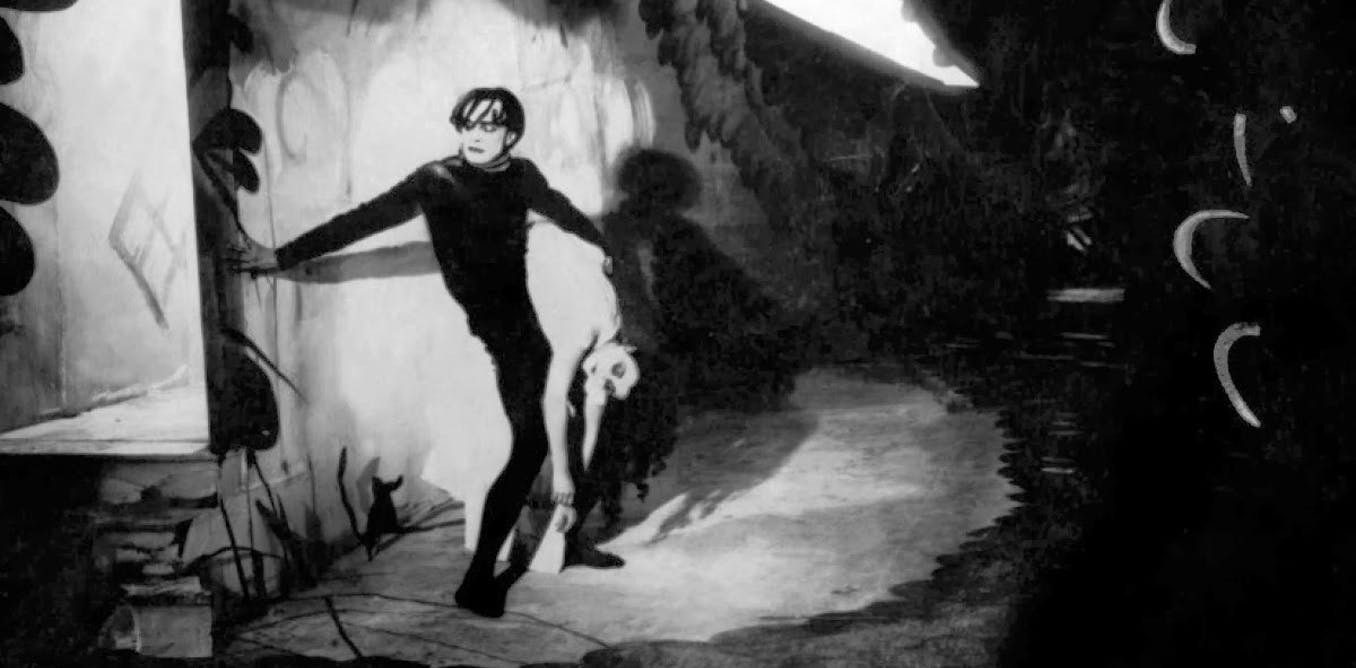 100 years of The Cabinet of Dr. Caligari: the film that inspired Virginia Woolf, David Bowie and Tim Burton