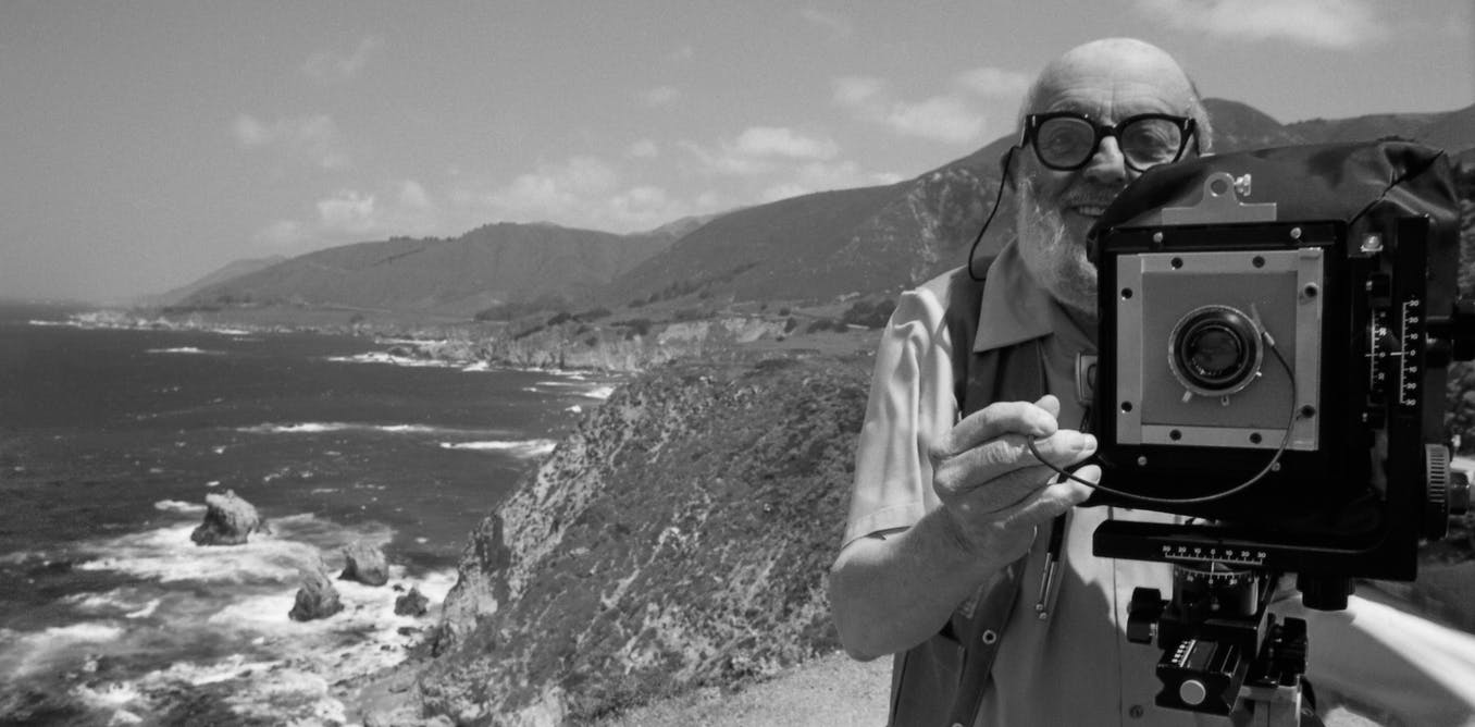 The surprising source of Ansel Adams' signature style
