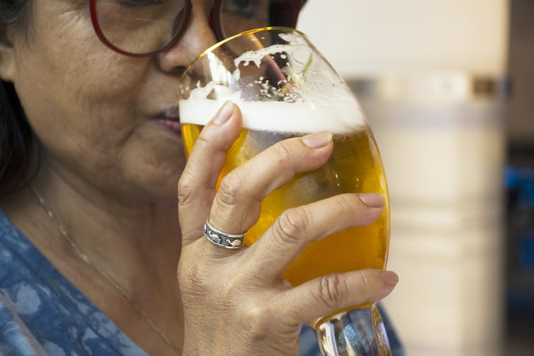 If you're ageing and on medication, it might be time to re-assess your alcohol intake