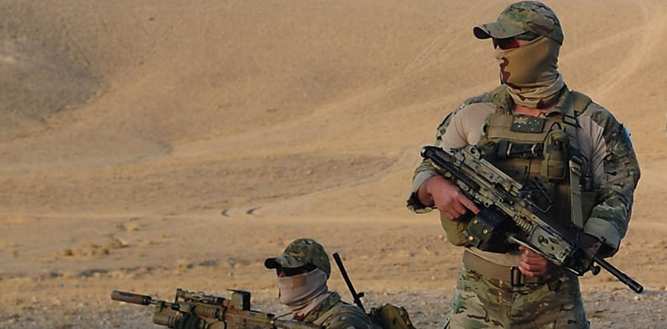 Inquiry probing 55 matters relating to special forces' alleged misconduct in Afghanistan