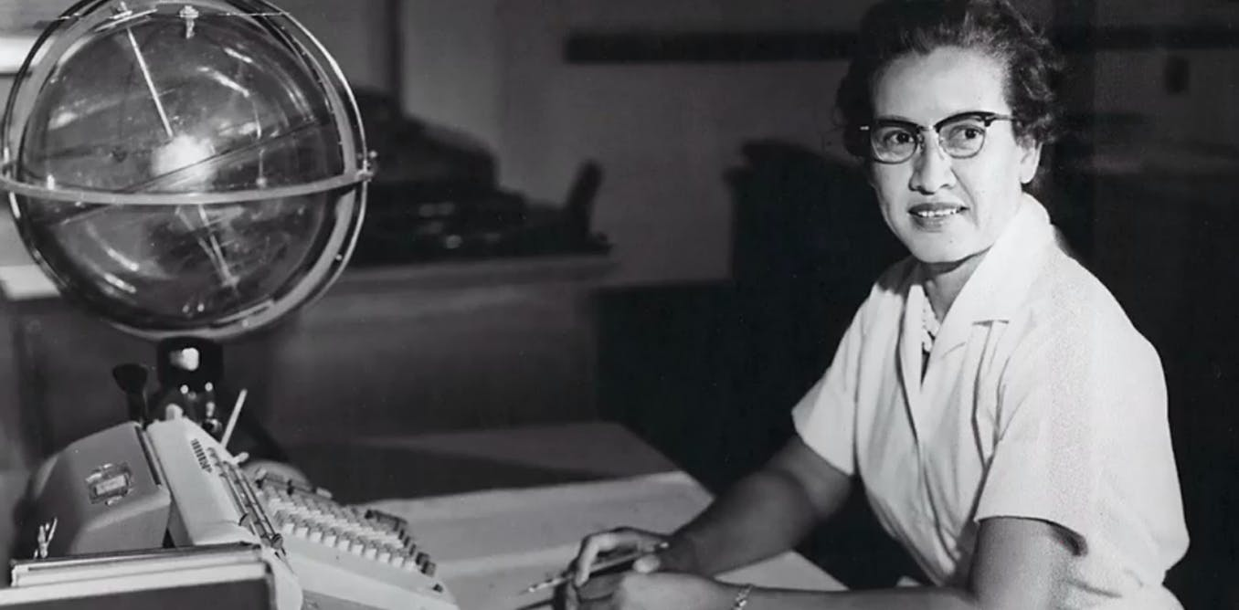 Katherine Johnson: NASA mathematician and much-needed role model