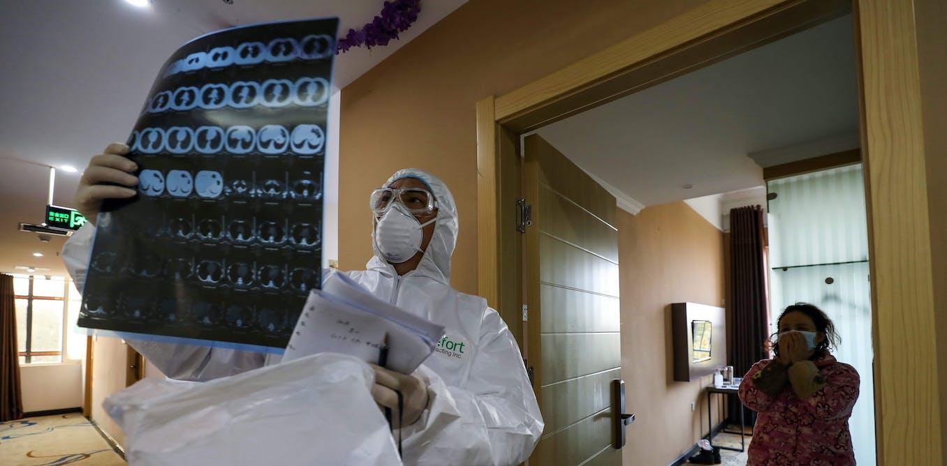Coronavirus Should Frontline Doctors And Nurses Get