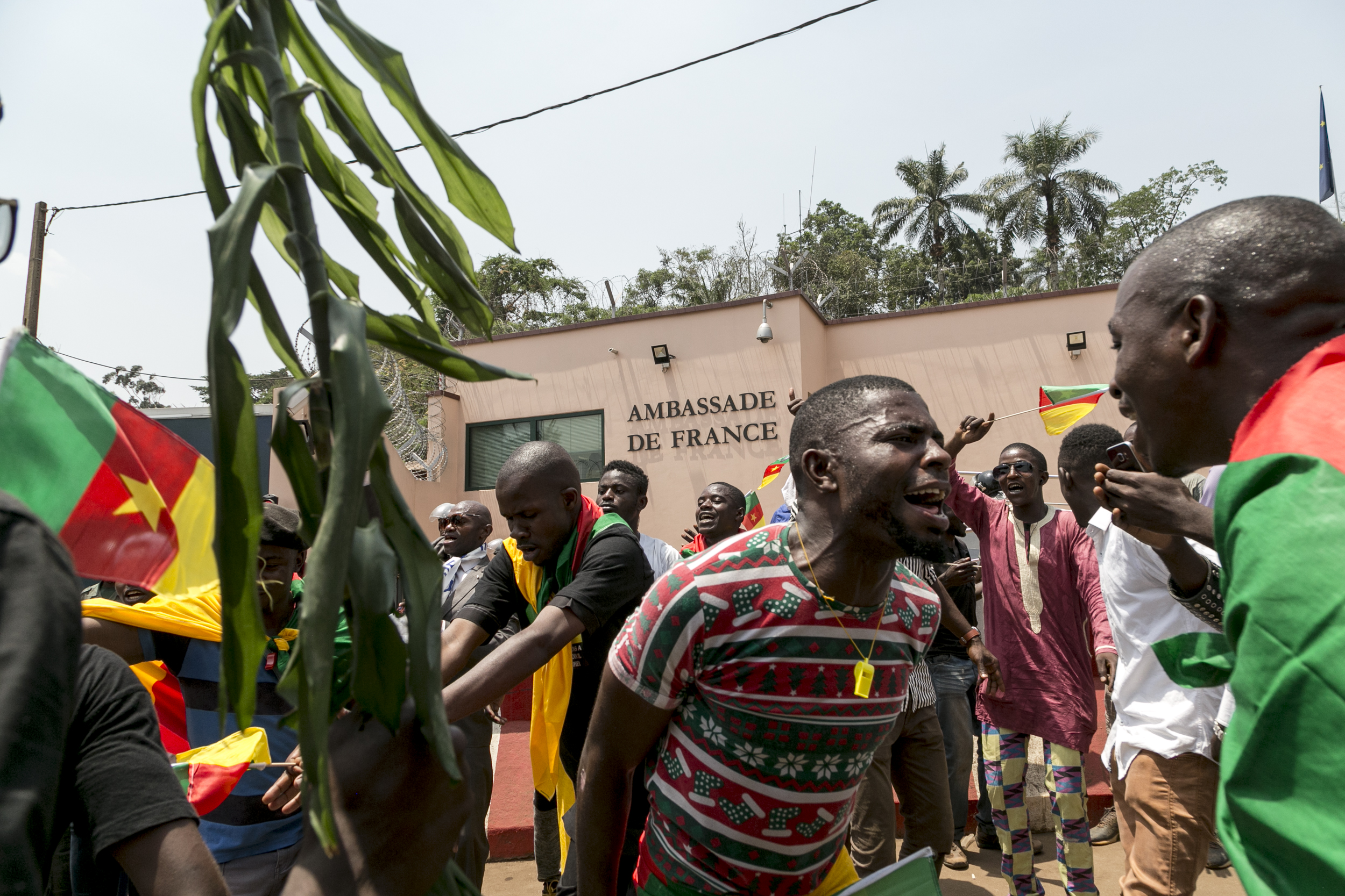 African Union Needs a More Robust Response to Conflict in Cameroon