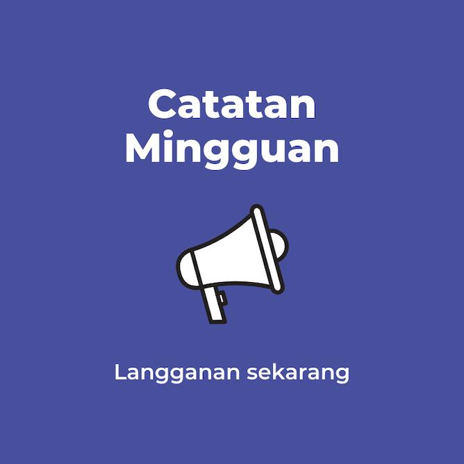 Newsletter Politik + Masyarakat