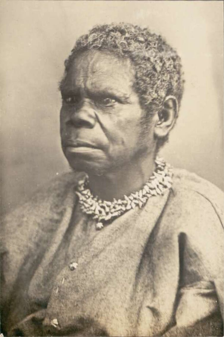 Friday essay: Truganini and the bloody backstory to Victoria's first public execution