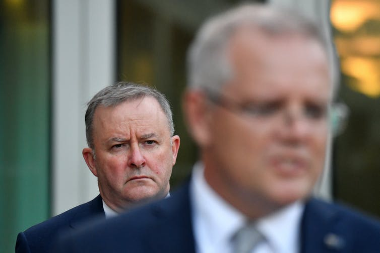 Morrison looks to his messaging on coronavirus and climate