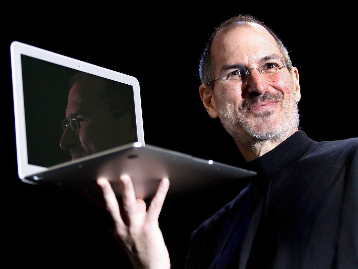 Will Steve Jobs' resignation shake Apple to its core?
