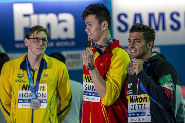 Sun Yang ban shows world swimming body must establish an integrity commission