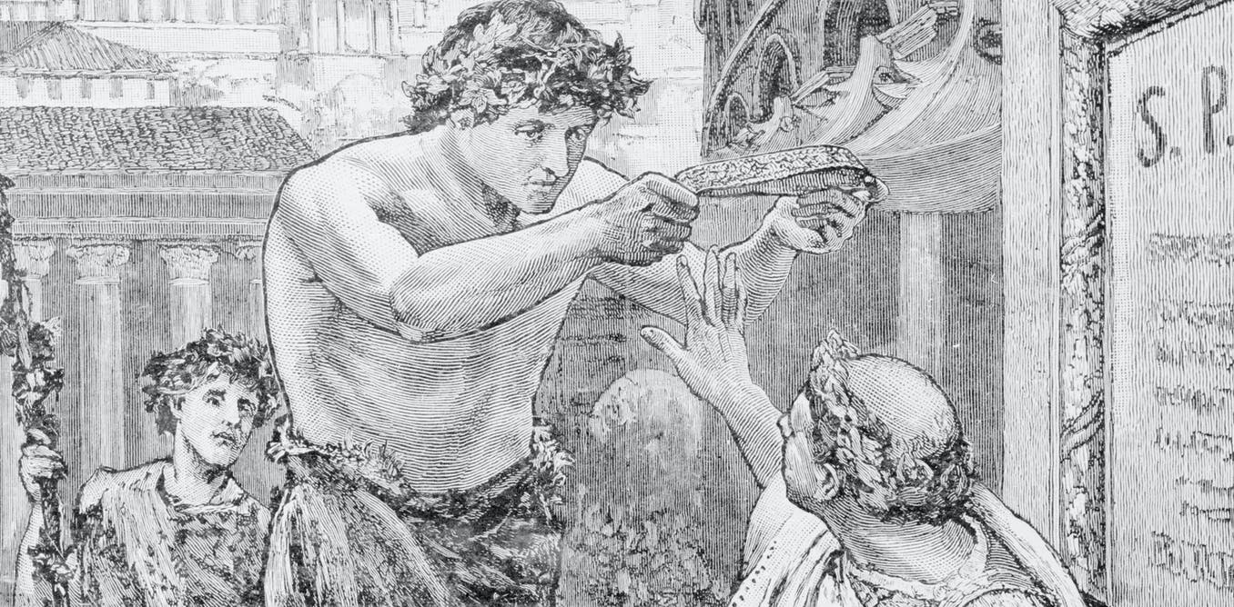 Ancient Rome  - カバー