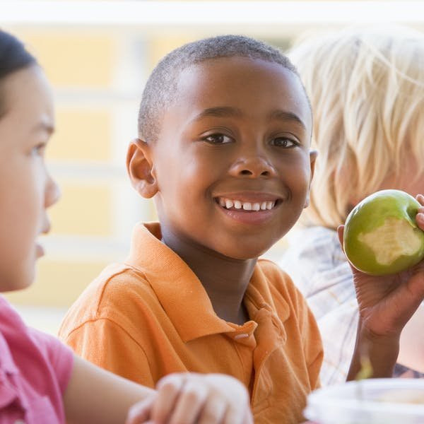 How much food should my child be eating? And how can I get them to eat more healthily?