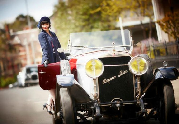 Miss Fisher and her fans: how a heroine on Australia's small screen became a global phenomenon
