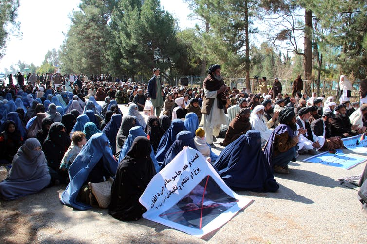 Lasting peace in Afghanistan now relies on the Taliban standing by its word. This has many Afghans concerned