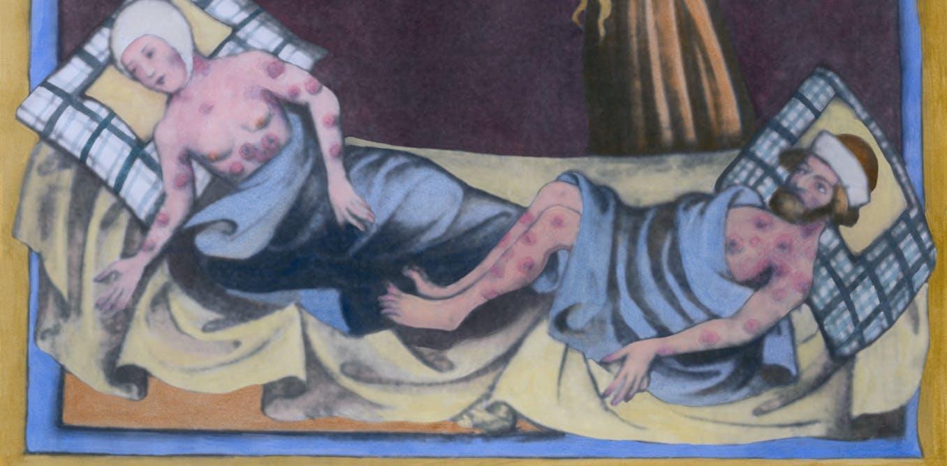 Coronavirus and the Black Death: spread of misinformation