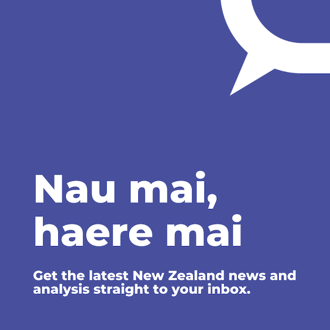 Our best NZ stories, delivered once a week