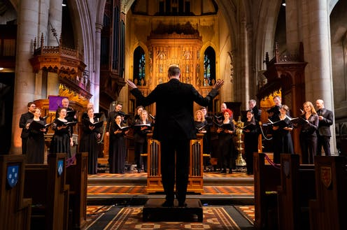 Review: 150 Psalms is a monumental choral event