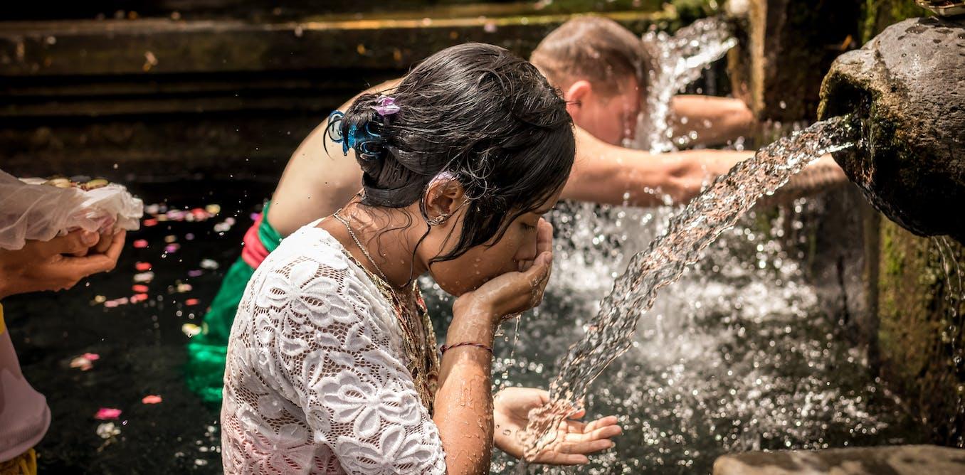 Chloration de l'eau : entre désinfection et sous-produits toxiques, l'art subtil du compromis