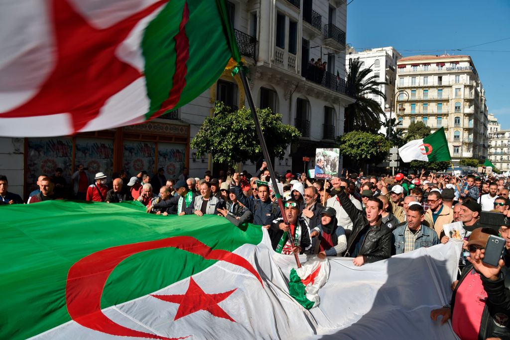 Why, After One Year, Protests Continue to Rock Algeria