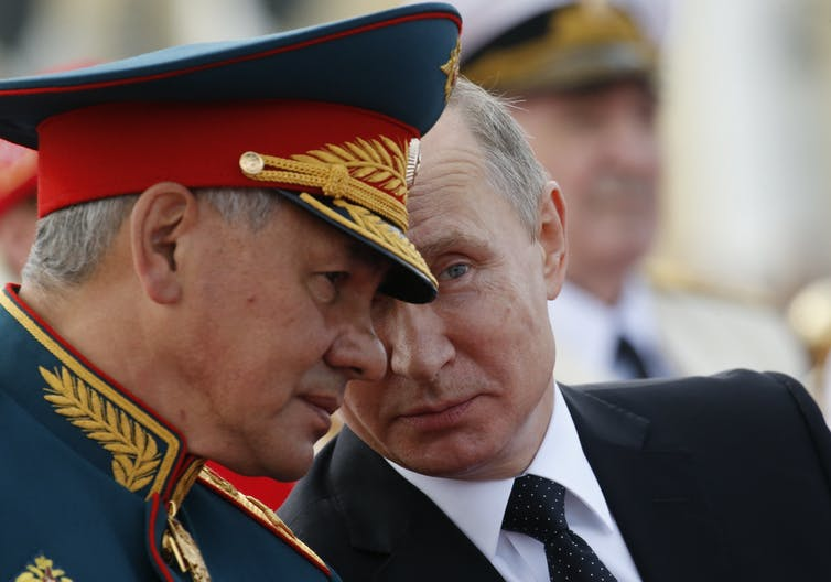 Putin for life? Many Russians may desire leadership change, but don't see a viable alternative