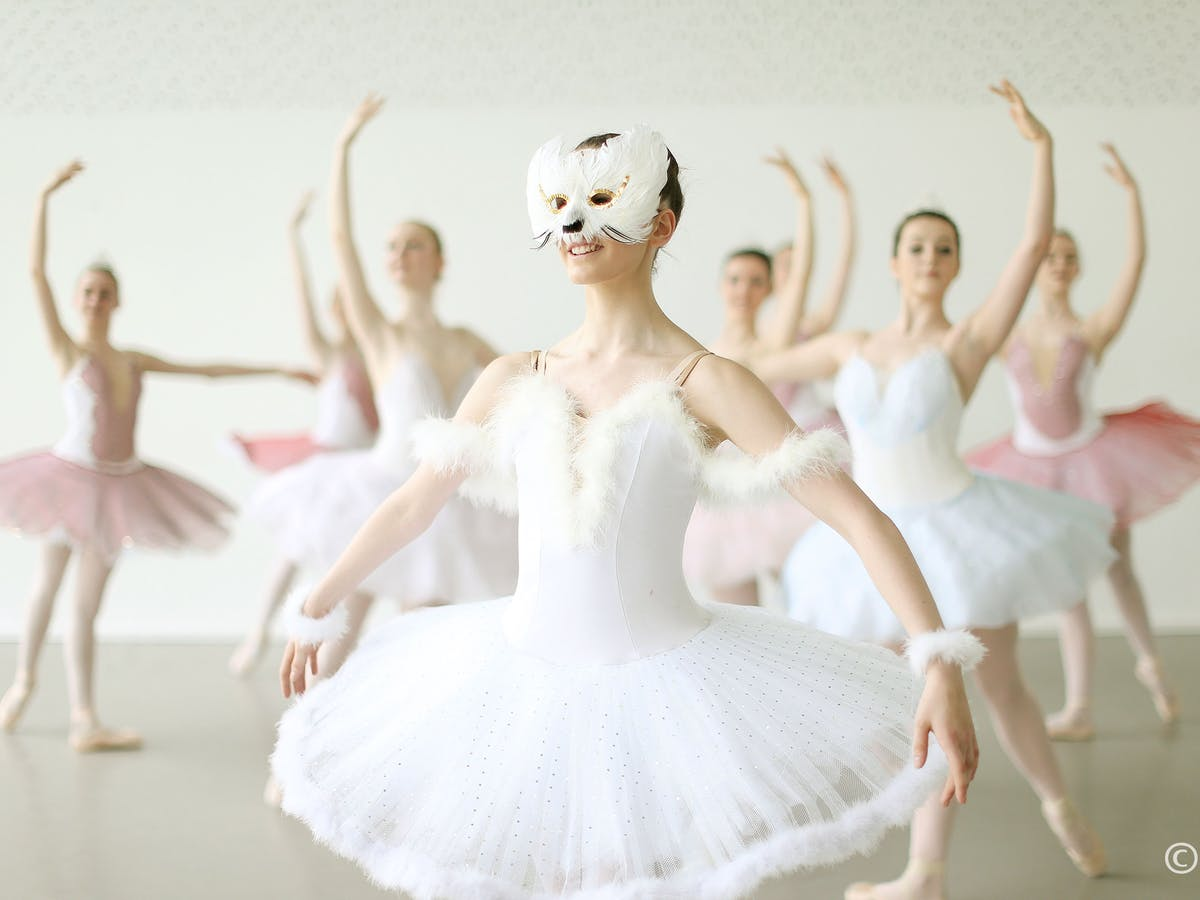 Ballet Dancers Brains Adapt To Stop Them Going Dizzy