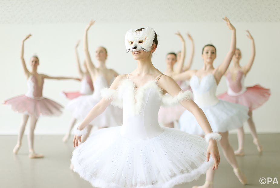 Ballet dancers' brains adapt to stop them going dizzy