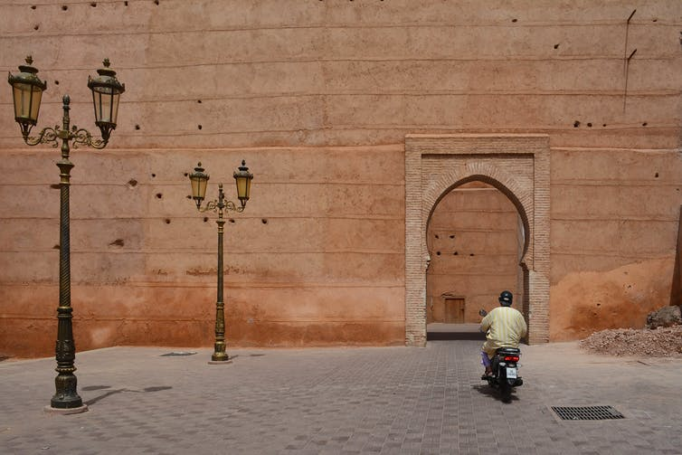 À Marrakech (Maroc). Source : Luca Di Ciaccio/Flickr, CC BY-NC-SA