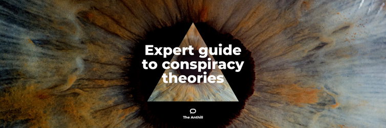 How to spot a conspiracy theory