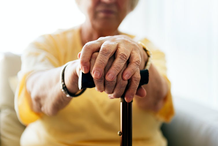Why are older people more at risk of coronavirus?