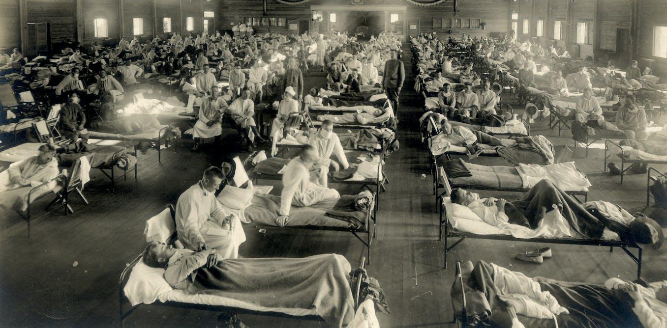 Grippe espagnole et coronavirus : pourquoi le contexte est très différent