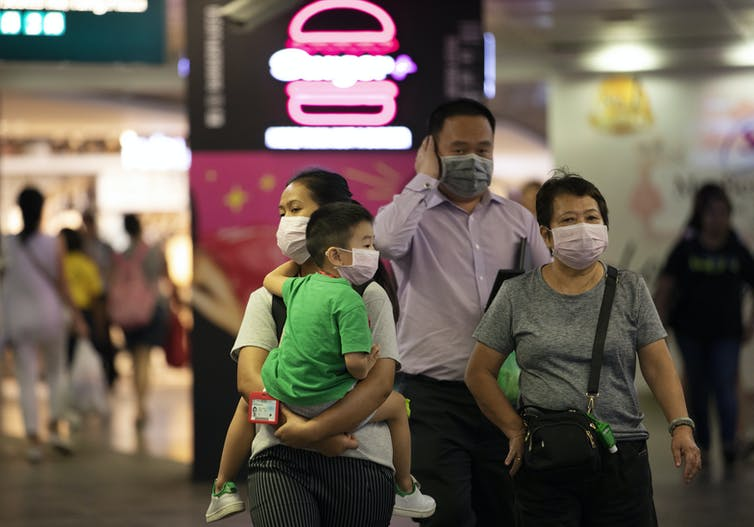 Why Singapore's coronavirus response worked – and what we can all learn