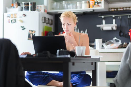 Remote Working The New Normal For Many But It Comes With Hidden
