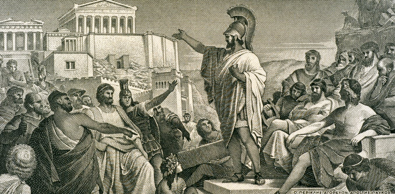 Thucydides and the plague of Athens - what it can teach us now