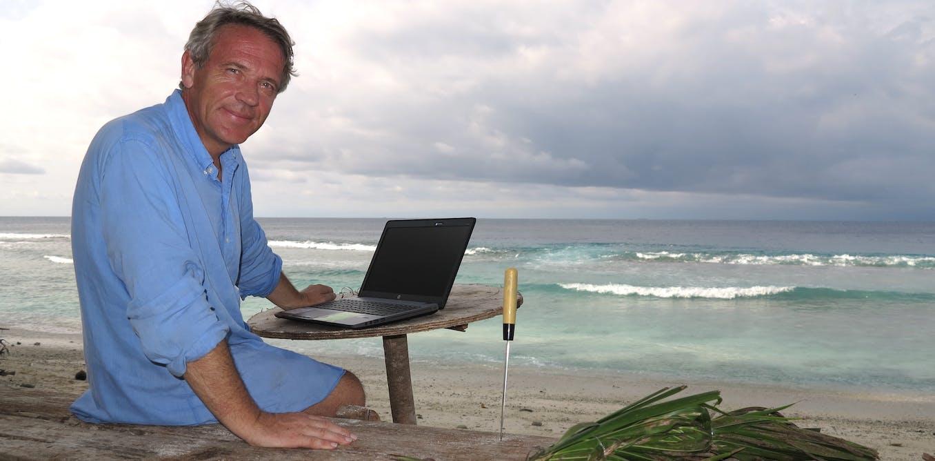 40 jours de télétravail coupé du monde : conversation avec le « Web Robinson » Gauthier Toulemonde