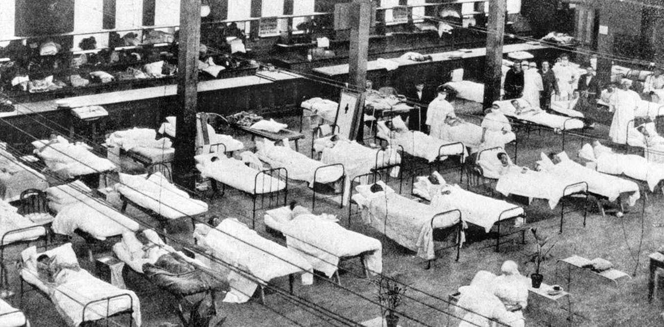 How Australia's response to the Spanish flu of 1919 sounds warnings on  dealing with coronavirus