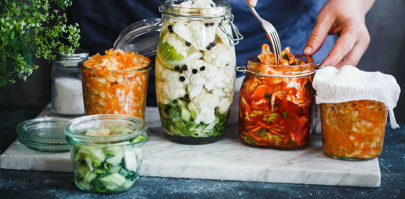 Frozen, canned or fermented: when you can't shop often for fresh vegetables, what are the best alternatives?
