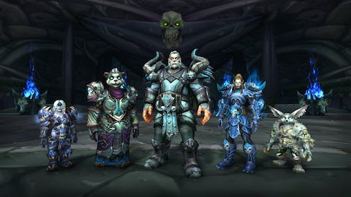 World of Warcraft's open world fosters connection and has led to people making meaningful connections