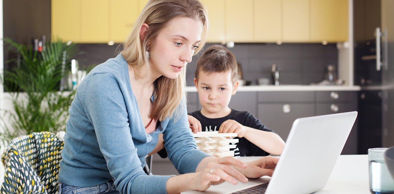 Confinement : quand la vie de famille s'impose à l'entreprise