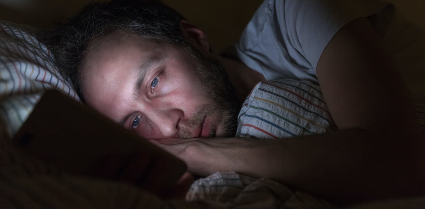 Can't sleep and feeling anxious about coronavirus? You're not alone