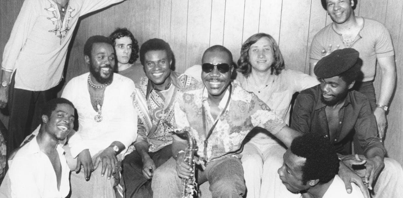 Manu Dibango: Afropolitan musical genius with a giant heart