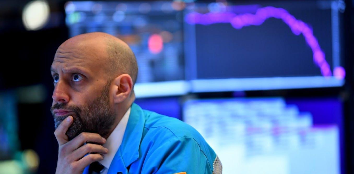 Effondrement des marchés financiers : le coronavirus n'explique pas tout
