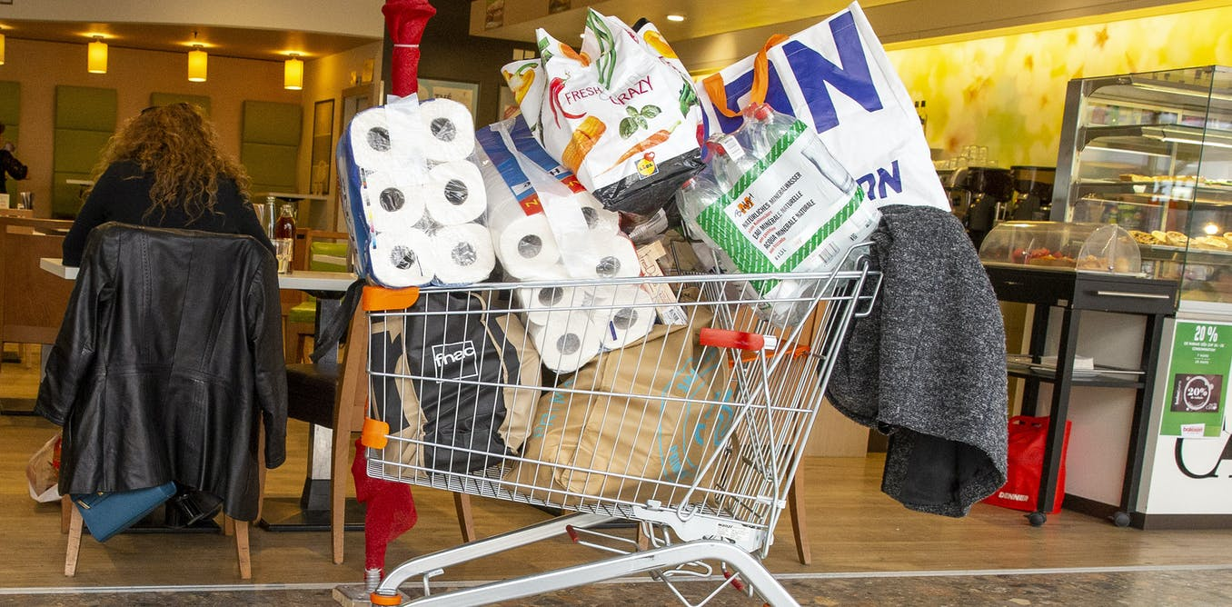 Coronavirus: what philosopher Immanuel Kant can teach us about panic buying and isolation dodging